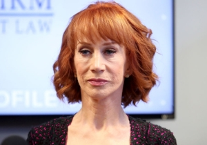 Kathy Griffin Attacks TMZ Founder Harvey Levin And Andy Cohen In A Vicious Rant
