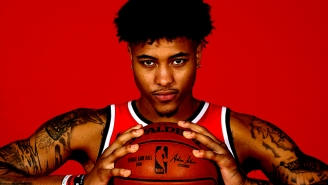 Kelly Oubre Jr. Unlocking His Potential Would Give The Capped-Out Wizards A Big Boost