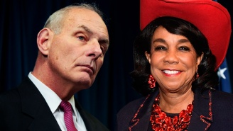 Resurfaced Video Footage Of A 2015 Frederica Wilson Speech Proves John Kelly Got A Key Fact Wrong