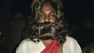 Kendrick Dressed Up As Jesus, And All The Other Great Halloween Weekend Costumes
