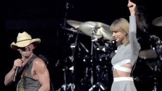 Taylor Swift Joining Kenny Chesney On 'Big Star' Is The Best Country Duet Of The Year