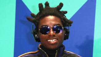 Kodak Black Has Reportedly Been Arrested In Miami On Weapons Charges