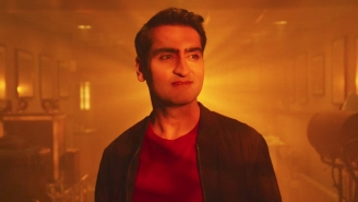 Kumail Nanjiani Wanders The Catacombs Of 30 Rock Plaza As He Searches For 'SNL's' Studio 8H