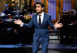 'SNL' Scorecard: Kumail Nanjiani Wants To Teach Racists Some Lessons