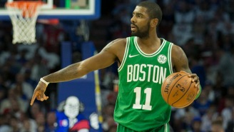 God Shammgod Believes Only Two Players Have Ever Had Better Handles Than Kyrie Irving