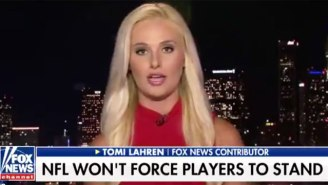 Tomi Lahren Challenges NFL Protesters By Asking A Basic Question That's Already Been Answered