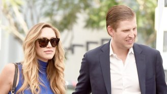Lara Trump Claims To Have Read A Transcript Of The President's Call To The Widow Of A Fallen U.S. Soldier