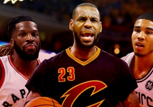 The Myth Of The 'LeBron Stopper' And The Vain Quest To Disrupt The King