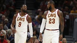 LeBron James Confirms Dwyane Wade's Claim That He's The Cheapest Guy In The NBA