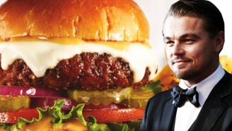 Leonardo DiCaprio Makes A Big Investment In Vegan Burger 'Beyond Meat'