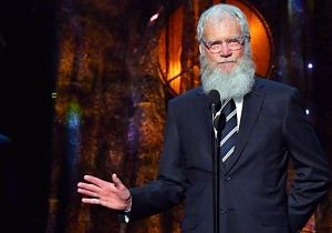 David Letterman Concludes His Mark Twain Prize Ceremony With A Poignant Quote About Patriotism