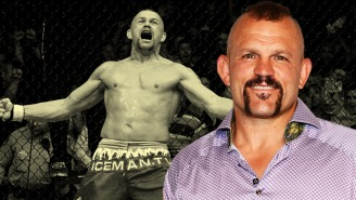 Chuck Liddell Talks Comeback Fights, 'Slapping Around' Chael Sonnen, And Infamous Back Alley Brawls