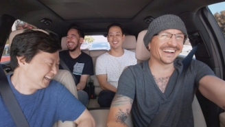Linkin Park's 'Carpool Karaoke' Episode Will Air Next Week With Chester Bennington's Family's Blessing