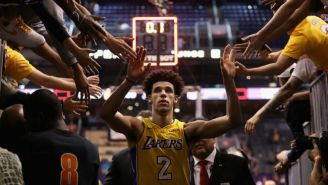 Lonzo Ball Celebrated A Bounce-Back Game By Dropping A 'Dragon Ball'-Inspired Song