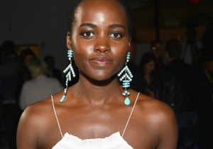 Lupita Nyong'o And Letitia Wright Spit Bars In A 'Black Panther' Freestyle Rap