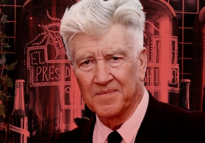 David Lynch Teamed Up With Brewers To Make Some 'Damn Good' Beer