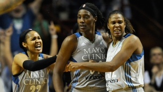 The Lynx Took Down The Sparks In Game 5 Of The WNBA Finals To Win Their Fourth Title