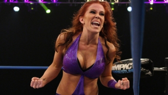 Former Impact Knockout Madison Rayne Was Part Of A Massive WWE Tryout Class
