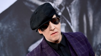 Marilyn Manson Says P. Diddy Once Wanted To Kill Him Over A Led Zeppelin Sample