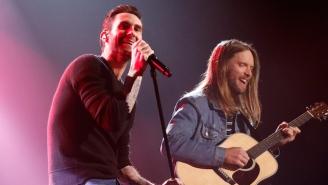 Maroon 5 Express Some Alt-Right-Related Regrets Over Their 'Red Pill Blues' Album Title