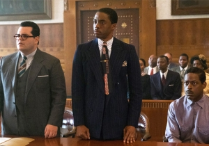 'Marshall' Is A Thurgood Marshall Biopic That's Not Really About Thurgood Marshall