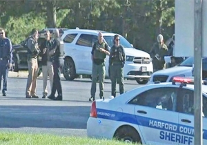 Multiple People Have Been Shot And Killed During A 'Targeted Attack' On A Maryland Office Park