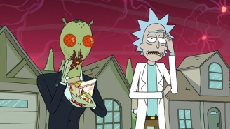 McDonald's Is Rolling Out That 'Rick And Morty' Szechuan Sauce For One Day Only