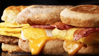 Power Ranking McDonald's Best Breakfast Sandwiches