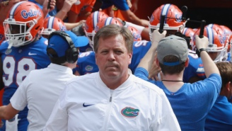 Florida Is Reportedly Trying To Figure Out If It Can Fire Jim McElwain With Cause