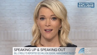 Megyn Kelly Slams Fox News And Bill O'Reilly By Revealing Her Own Harassment Complaint