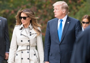 Melania Trump Is Impressed By The 'Good Things' LeBron James Is Doing For Children