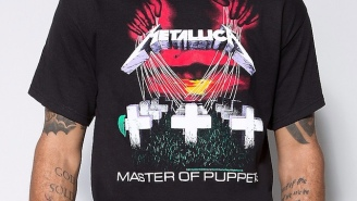 Metallica's 'Master Of Puppets' Re-Issue Will Be Accompanied By Novelty Merch From Spencer's Gifts