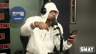 Black Thought Killed This Freestyle So Badly Method Man Had To Whip Out His Phone To Keep Up