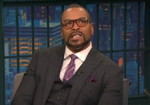 Method Man Says 'All Rappers Are Liars,' But 'Kanye Is A God'