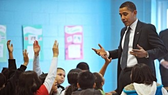 A Mississippi Elementary School Named For The President Of The Confederacy Will Be Renamed After Obama