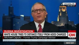 Former Trump Communications Advisor Michael Caputo Brushes Off George Papadopoulos As The 'Coffee Boy'