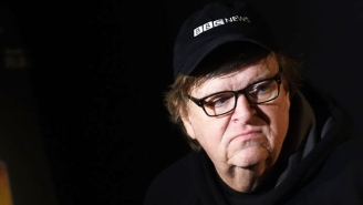 Michael Moore And President Trump Are Feuding Over A Broadway Show On Twitter