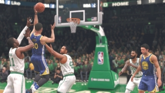 We Simulated The 2017-18 NBA Season In 'NBA Live 18,' And The Results Are Preposterous