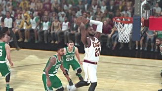 We Simulated The Cavs-Celtics Season Opener On 'NBA 2K18' To Find Out If Kyrie Irving Can Get Revenge