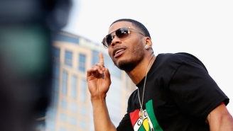 Nelly's Rape Charges Have Officially Been Dropped