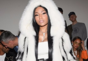 Nicki Minaj Ushers In The Holiday Season With Her Radiant H&M Campaign