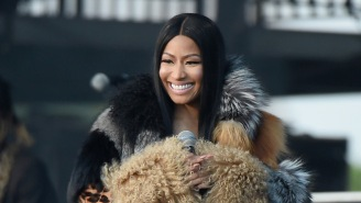 Nicki Minaj Clarifies Her Controversial 'Reintroducing The Female Rapper' Comments On Instagram
