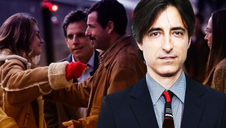 Noah Baumbach On The Best Movie Of His Career (And It Stars Adam Sandler)