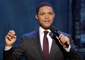 'The Daily Show' Lives Its 'Ferris Bueller' Fantasies Before Tackling The Murder Problem In Chicago