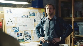 'Avatar' And The Papyrus Font Become An Obsession For Ryan Gosling In An 'SNL' Sketch That's Worth The Wait
