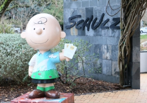 'Peanuts' Creator Charles Schulz's Home Was Destroyed By The Deadly California Wildfires