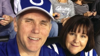 More Details Emerge About Mike Pence's Expensive Protest At The Colts Game