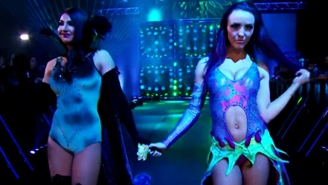 The Best Peyton Royce And Billie Kay Reaction GIFs To Celebrate The Iconic NXT Duo