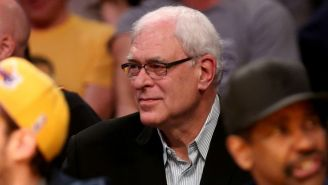 Potential Knicks Free Agents Reportedly Told 'Horror Stories' Of Meetings With Phil Jackson