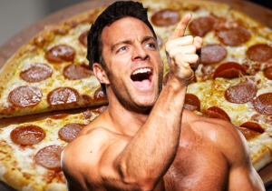 Impact Wrestling Now Has Its Own Signature Pizza And Mystery Beverage
